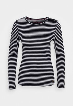 s.Oliver - Long sleeved top - dark blue