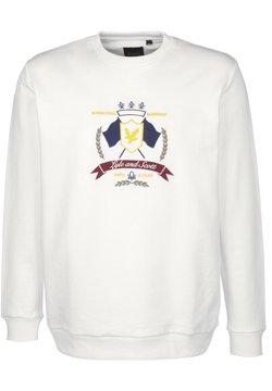 Lyle & Scott - CREST - Sweater - white