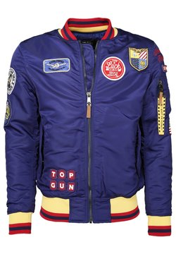 TOP GUN - Bomberjacks - blue