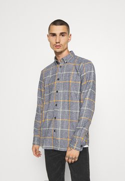 Only & Sons - ONSSALVIAN  - Camisa - blue/dark yellow