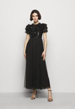 Needle & Thread - SHIRLEY RIBBON BODICE ANKLE DRESS - Ballkjole - ballet black