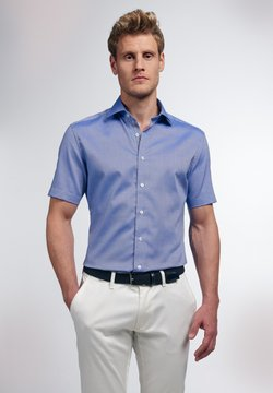 Eterna - SLIM FIT - Businesshemd - blau
