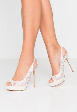ALDO - DRERRADIA - High Heel Peeptoe - white