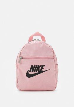 Nike Sportswear - FUTURA MINI  UNISEX - Tagesrucksack - pink glaze/black