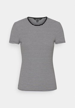 Lauren Ralph Lauren - T-Shirt print - white/black