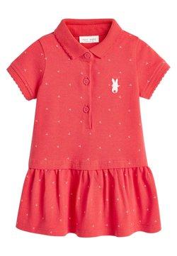 Next - Jerseykleid - red