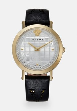 Versace Watches - COIN ICON - Montre - black