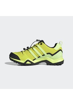adidas Performance - TERREX SWIFT R2 WANDERSCHUH - Hikingschuh - yellow