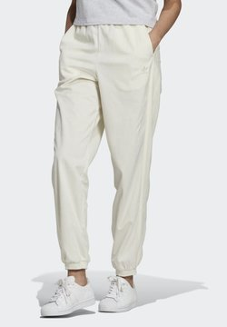 adidas Originals - CUFFED SPORTS INSPIRED PANTS - Spodnie treningowe - owhite