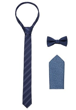 Jack & Jones - JACNECKTIE GIFT BOX - Einstecktuch - navy blazer