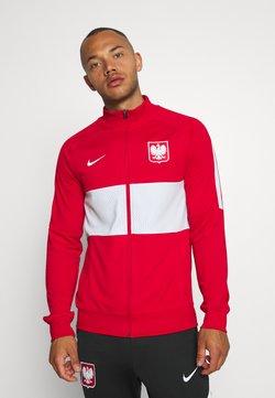 Nike Performance - POLEN - Nationalmannschaft - red/white