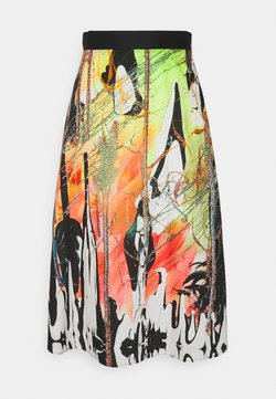Christopher Kane - MINDSCAPE SKIRT - A-linjainen hame - neon