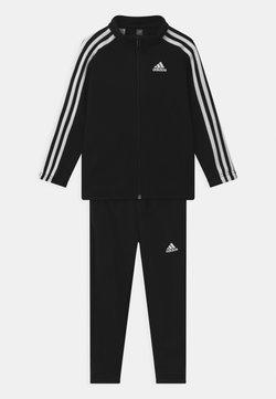 adidas Performance - SET UNISEX - Verryttelypuku - black