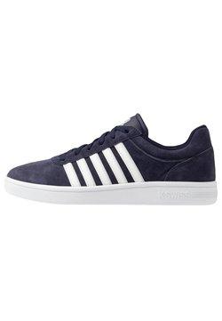 K-SWISS - COURT CHESWICK - Sneaker low - navy/white/balade blue