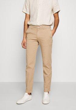 Bruuns Bazaar - DENNIS JOHANSEN PANT - Chinot - roasted grey khaki