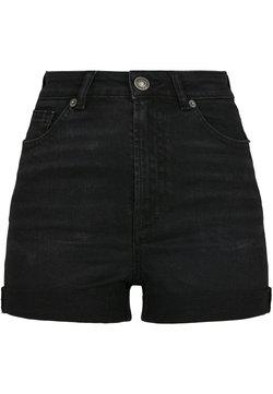 Urban Classics - Farkkushortsit - real black washed
