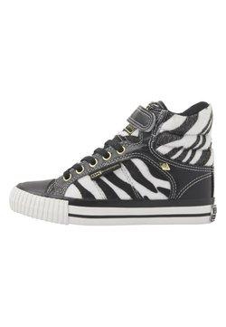 British Knights - ATOLL - Sneaker low - zebra/black