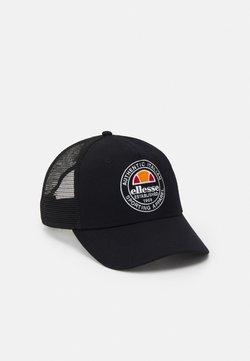 Ellesse - PONTRA TRUCKER UNISEX - Cappellino - black