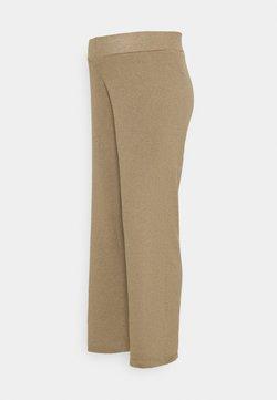 MAMALICIOUS - MLKIKA  - Pantalones - beige
