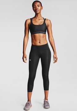 Under Armour - FLY FAST 2.0 HG CROP - Pantalones - black