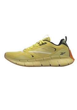 Reebok Classic - ZIG KINETICA HORIZON SHOES - Zapatillas de running neutras - yellow