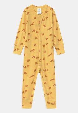 Lindex - ONESIES BABY SQUIRREL UNISEX - Pyjama - dusty yellow