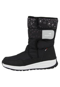KangaROOS - K-FLUFF RTX - Snowboots  - black