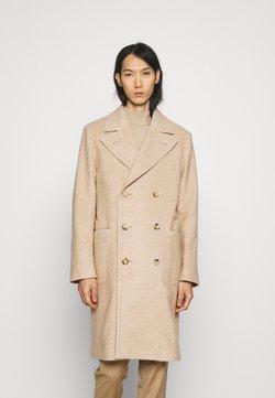 Boglioli - Klasyczny płaszcz - beige