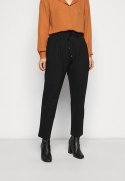 River Island Petite - PONTE JOGGER - Pantalones deportivos - black