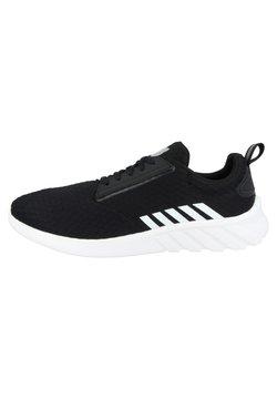 K-SWISS - AERONAUT - Sneaker low - black