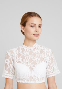 Country Line - Bluse - white