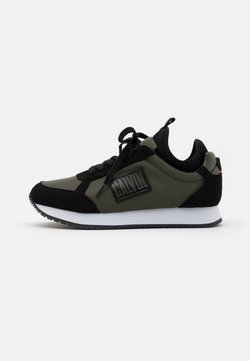 Calvin Klein Jeans - JODEY - Sneaker low - olive night/black