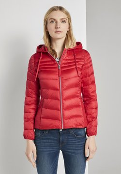 TOM TAILOR - Winterjacke - strong red