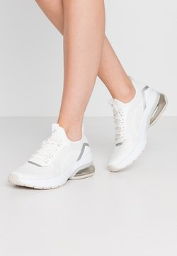 Tamaris Fashletics - LACE UP  - Sneakers laag - silver/white
