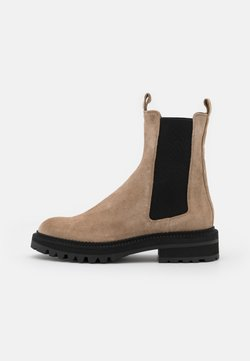 Billi Bi - Platform ankle boots - dessert