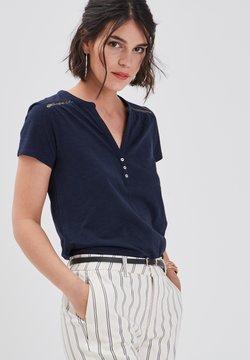 Cache Cache - T-shirt con stampa - bleu marine