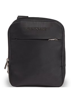 Stratic - Sac bandoulière - black