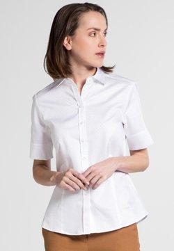 Eterna - Hemdbluse - white