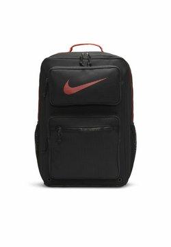 Nike Performance - Reppu - black/track red/black