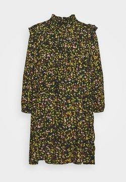YAS Petite - YASMAGGIE DRESS - Vapaa-ajan mekko - black