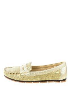PRIMA MODA - MARCHE - Chaussures bateau - gold