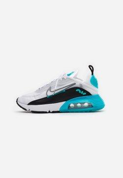 Nike Sportswear - AIR MAX 2090 - Sneakers laag - white/cool grey/dusty cactus/black/neutral grey