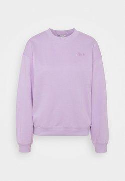 Monki - Sweater - lilac purple dusty light