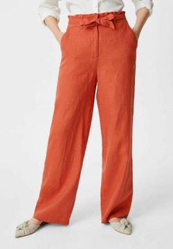 C&A - Spodnie materiałowe - dark orange