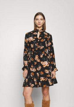ONLY - ONLCLORIS SHORT DRESS  - Freizeitkleid - black