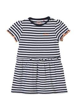 s.Oliver - Jerseykleid - white stripes