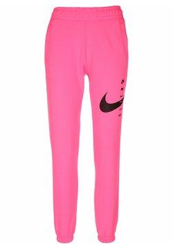Nike Sportswear - PANT - Jogginghose - pink glow/black