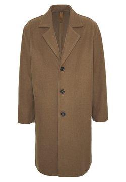 Minimum - BENOY - Classic coat - tobacco brown