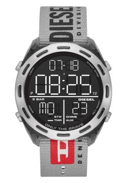 Diesel - Montre à affichage digital - gray