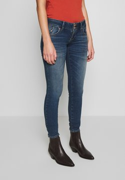 LTB - MOLLY - Jeans slim fit - dark blue denim